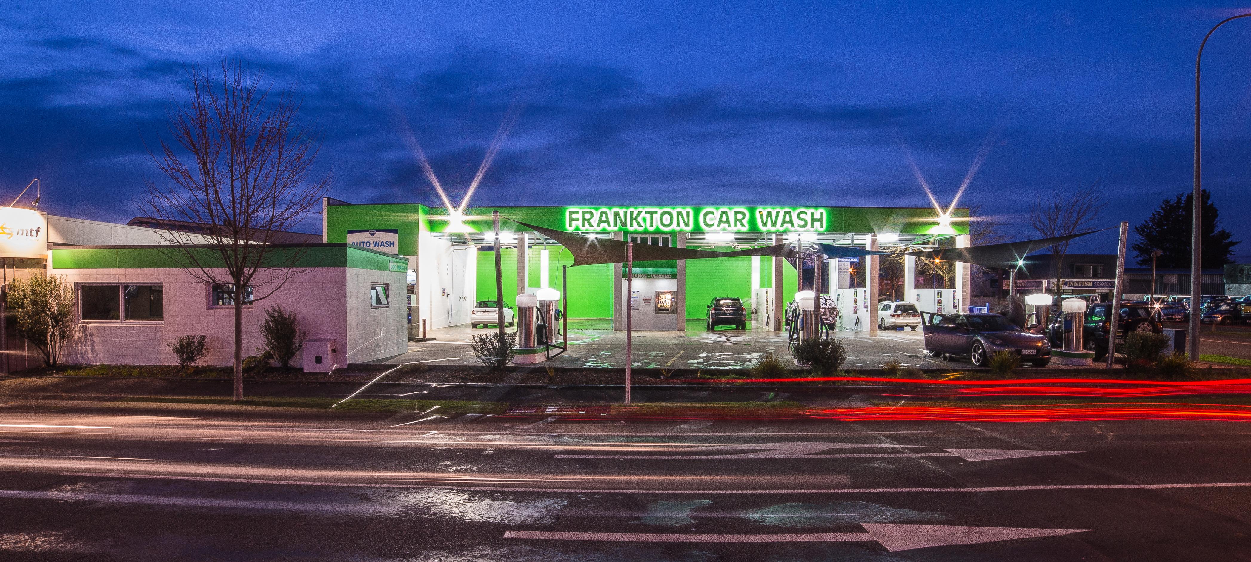 Frankton Car Wash